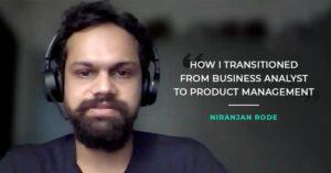 product management success story